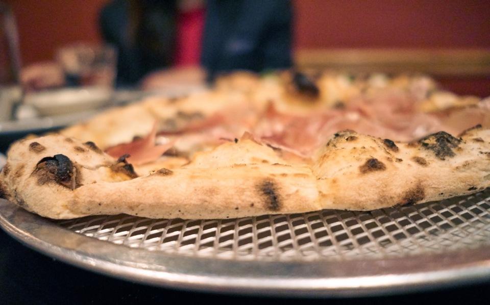 SA5 Proscutto Pizza